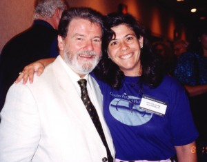With James Galway